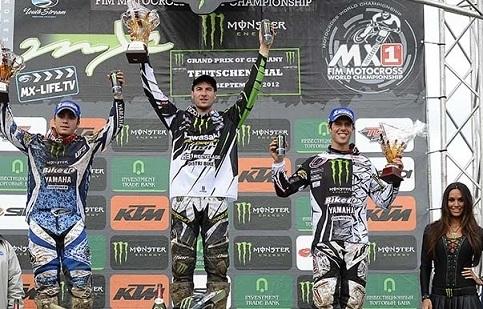 Motocross  GP d'Allemagne : MX 2, Tommy Searle  en guise d'au revoir