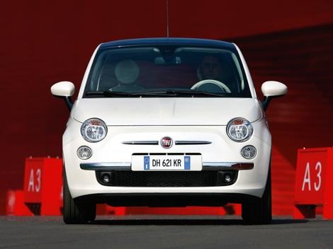 La Fiat 500 version 2007.