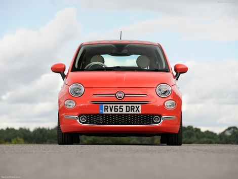 La Fiat 500 version 2015. Cherchez les 7 erreurs !