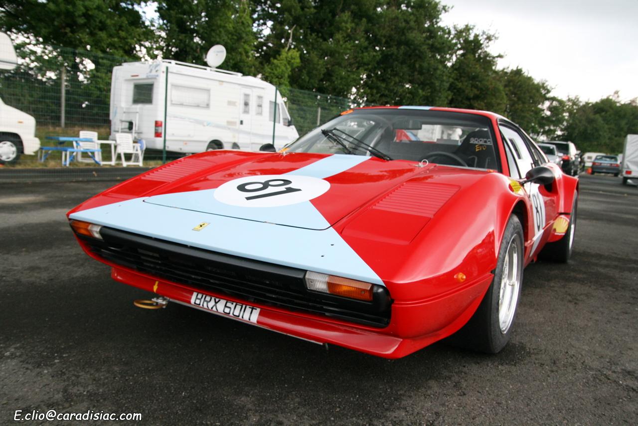 Photos du jour : Ferrari 308