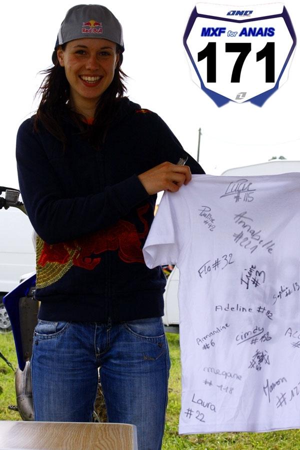 MXF : des nouvelles d'Anaïs Cartault suite à son accident d'Avesnes
