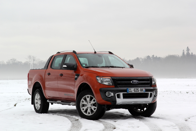 Ford Ranger Tuning >> Voitures Ford Ranger Wildtrak