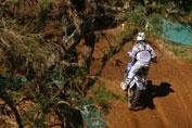 Mx2 à Nelspruit : Cairoli se blesse, Aubin sur le podium