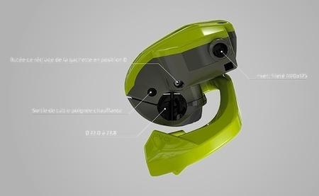 Inoveli bouleverse la poignée d'accélérateur avec sa FV01