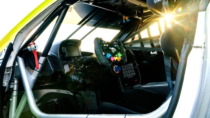 Aston Martin dévoile la Vantage GTE