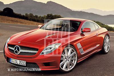 Et si la future Mercedes SLC remplaçait simplement la SLS ?