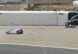 Moto GP - Laguna Seca: Nouvelle fracture pour Lorenzo