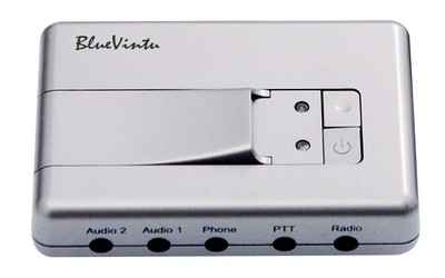 Intercom et kit bluetooth BlueVintu