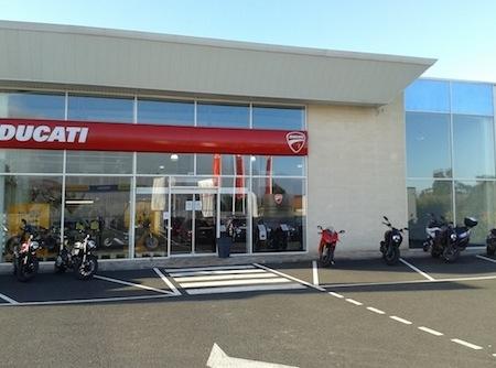 Apogée Motors: nouveau concessionnaire Ducati à Saint-Maximin (département 60)