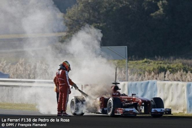 Essais F1 Jerez - Jour 4 : Räikkönen confirme la bonne forme de Lotus
