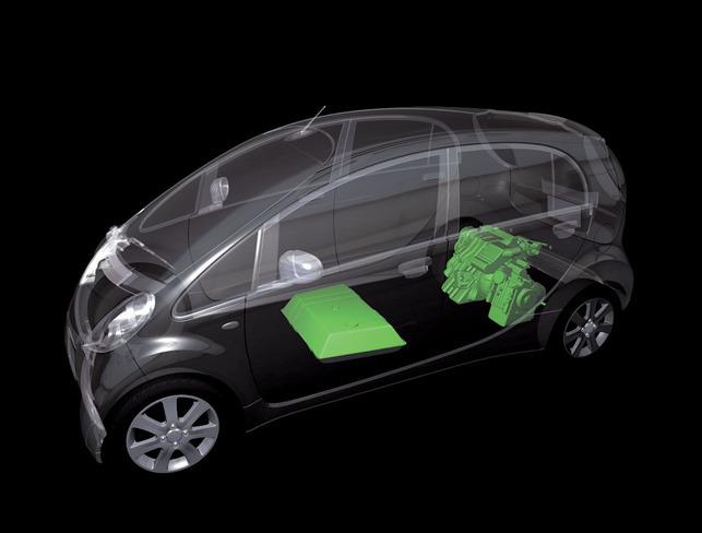 Mitsubishi i MiEV : d'autres tests avant son lancement