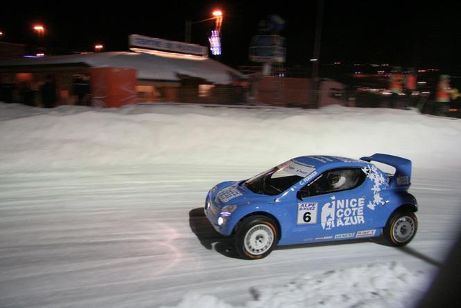 Trophée Andros Electrique à l'Alpe d'Huez en images
