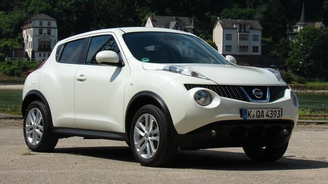 L'avis propriétaire du jour : graham39 nous parle de son Nissan Juke 1.5 dCi 110 FAP Acenta
