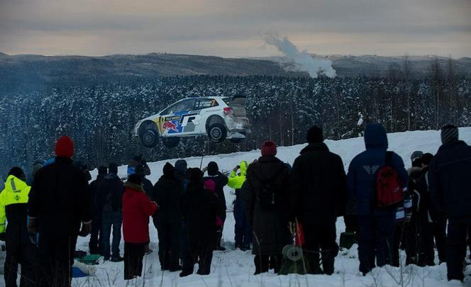 WRC Suède - Jour 1 : Sébastien Ogier godille fort