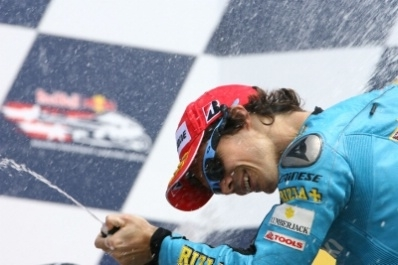 Moto GP - Laguna Seca: Le troisième, c'était Vermeulen !