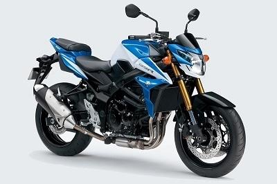 Nouveauté - Suzuki: la GSR750SE prend les couleurs de la Gixxer