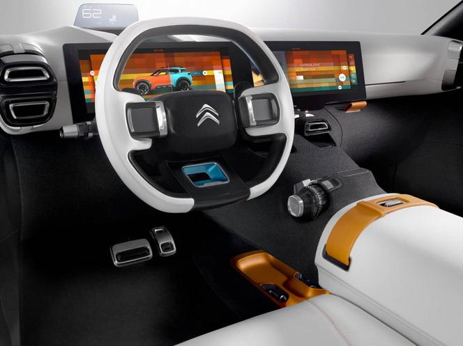 Salon de Francfort 2015 - Citroën Aircross : Excitante