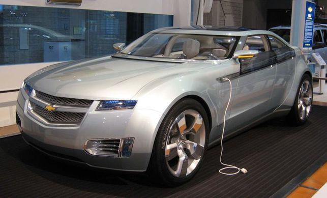 La Chevrolet Volt sous les feux des projecteurs