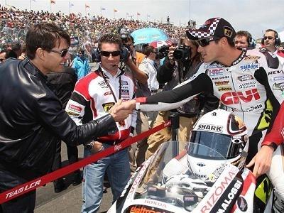 Moto GP - Laguna Seca: La mission n'était donc pas impossible pour Randy