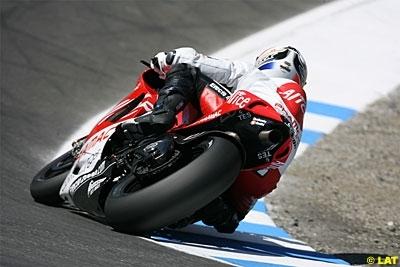 Moto GP - Laguna Seca: Guintoli, déçu mais pas décevant