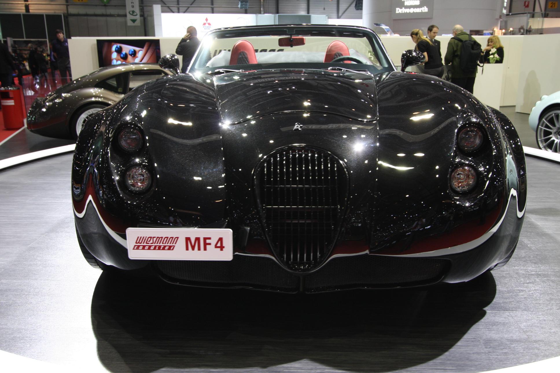 Wiesmann : Roadster MF 3 et MF