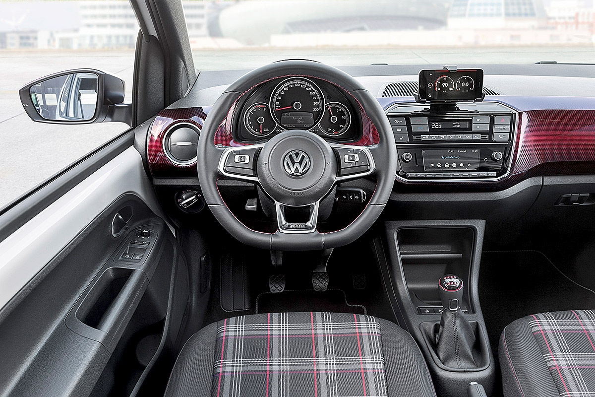 Une version GTI pour la Volkswagen Up !