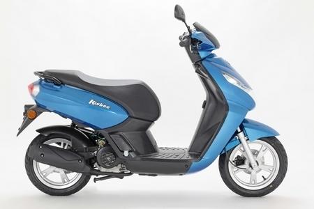 Nouveauté Peugeot 2010 : Kisbee 50 4T, le nouveau compact éco et malin