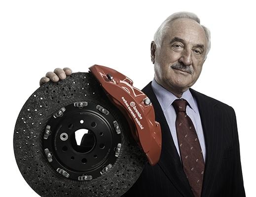 Le président de Brembo Alberto Bombassei alerte sur l'électrification des gammes automobiles