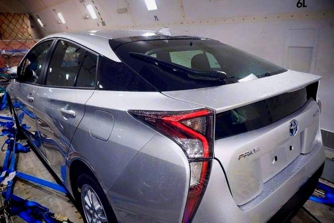 La nouvelle Toyota Prius se montre enfin en clair