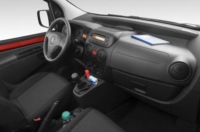 Le Citroën Nemo 1.4 HDi 70 ch ? 116 g CO2/km