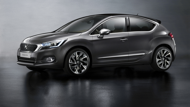 Salon de Francfort 2015 - Berline et Crossback: la DS4 se dédouble