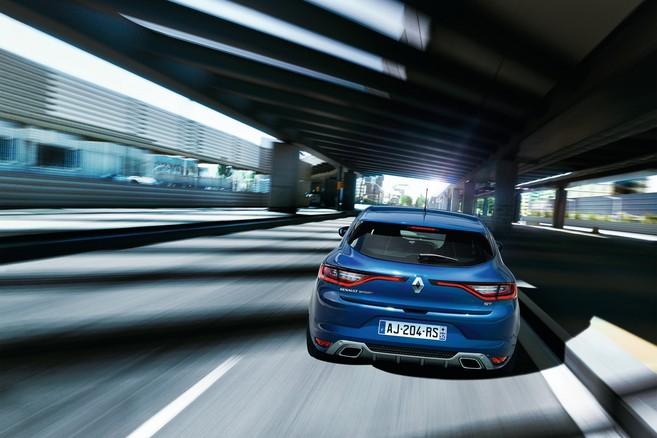 Salon de Francfort 2015 - Renault Mégane 4 : prometteuse