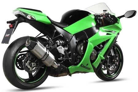 Mivv : Speed Edge pour la Kawasaki ZX-10R