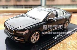 Surprise : la Volvo S90 photographiée en miniature