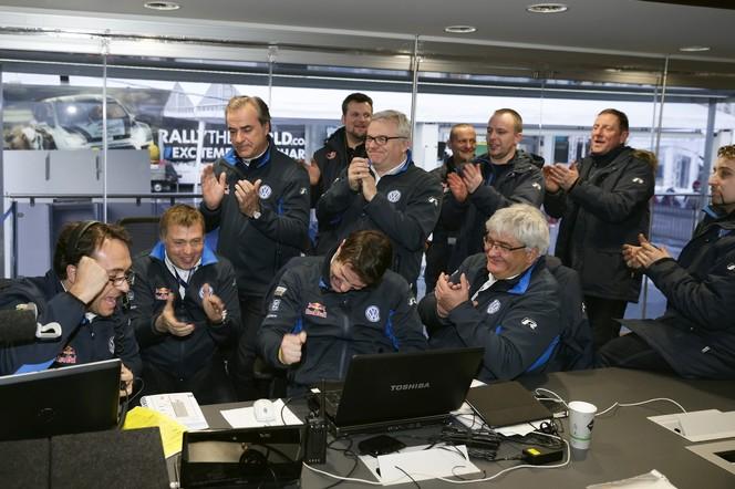 Le championnat du monde des rallyes 2013 déjà plié en faveur de Ogier et de Volkswagen?