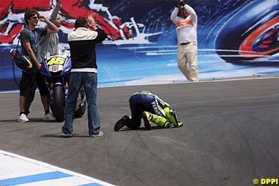 Moto GP - Rossi: Ducati mais aussi Honda étaient sur le coup