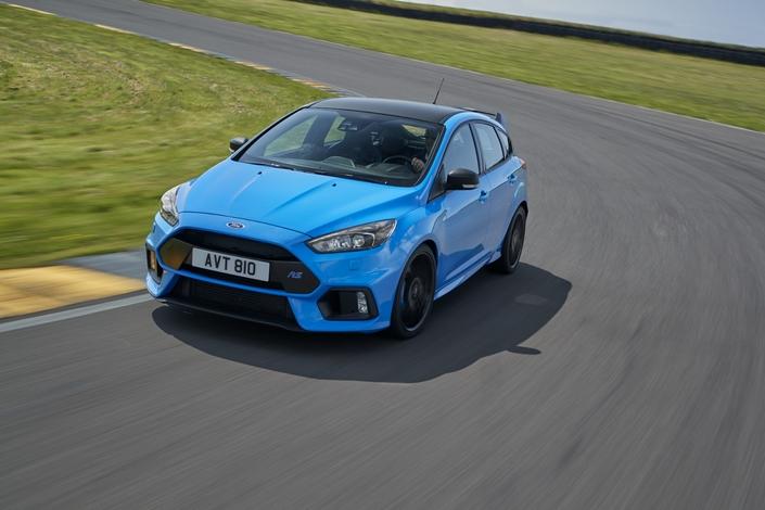 La Ford Focus RS élue sportive de l'année
