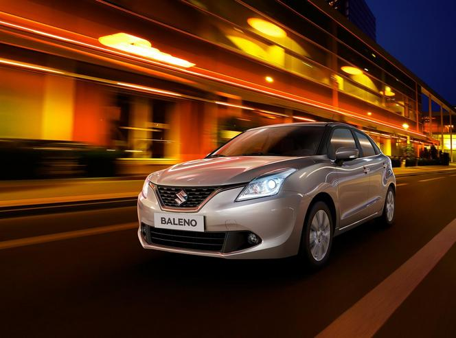 Salon de Francfort 2015 - Suzuki Baleno 2 : rationnelle