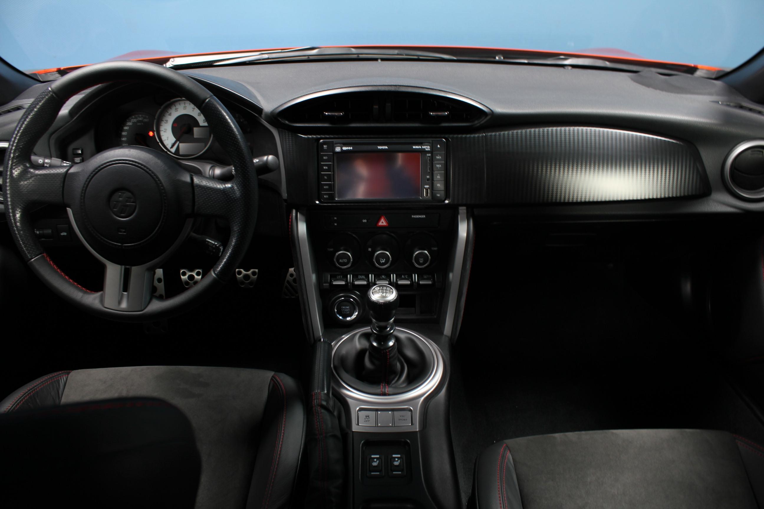 Caradisiac vous invite à découvrir la Toyota GT86