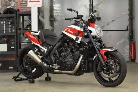 Yamaha: concours Customisation Sport Heritage