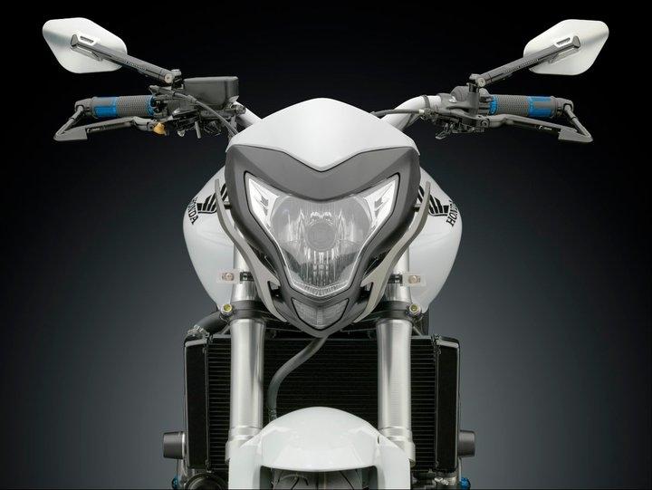 Rizoma : Accessoires pour la Honda 600 Hornet 2011