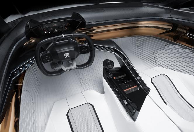 Salon de Francfort 2015 - Peugeot Fractal : le concept 3D (ajout vidéo)