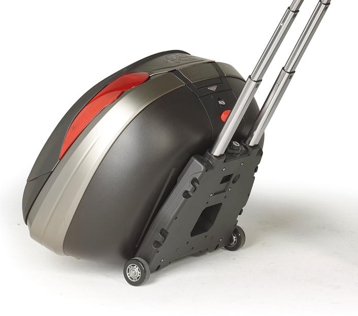 Kappa transforme votre top-case en trolley (KS410)