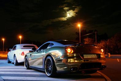 Roadtrip Paris-Cannes en Ferrari 599 GTB Hamann et Rolls-Royce Phantom Drophead By Mansory « Je voulais voir la Koenigsegg »