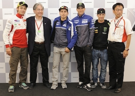 Bridgestone: 100ème victoire en MotoGP