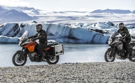 KTM : partez en voyage en 1190 Adventure pour 1 euro de plus