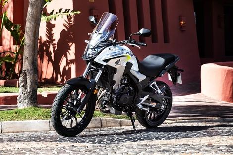 Essai - Honda CB500 X: Le X amateur qui a tout du pro