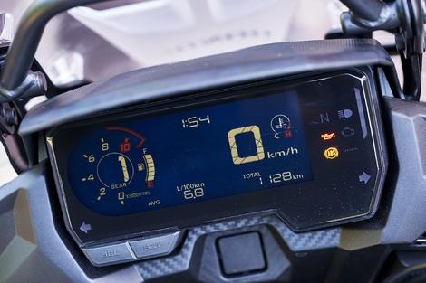 Essai Honda CB500 X mod. 2019