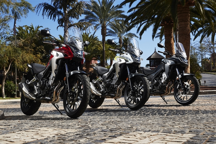 Honda CB500 X mod. 2019
