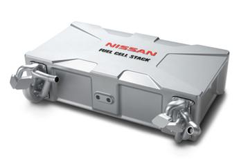 Nissan dévoile sa pile à combustible nouvelle génération